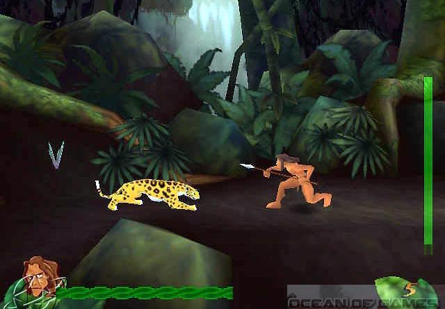 타잔 Tarzan
