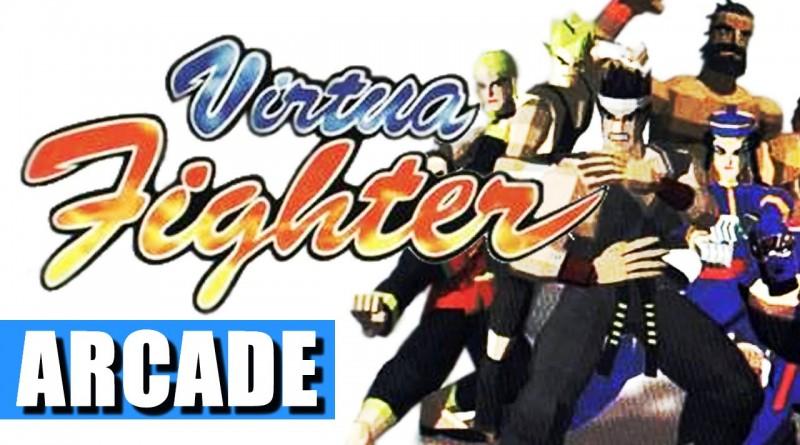 버추어 파이터 1 Virtual Fighter 1 pc 벌춰 파이터 1