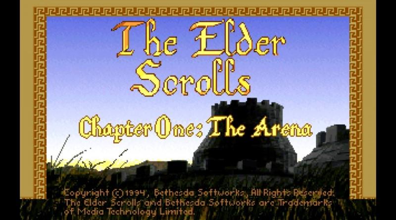 엘더스크롤 아레나 Elder Scroll Arena pc 정식 무료 버전