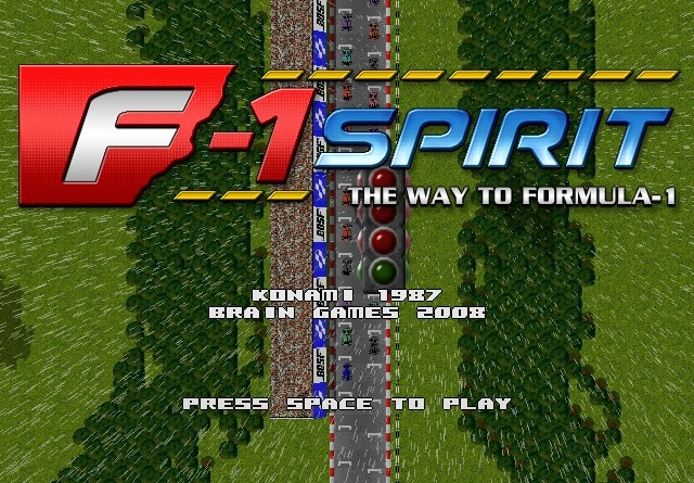 F1 Spirit remake 레이싱 pc