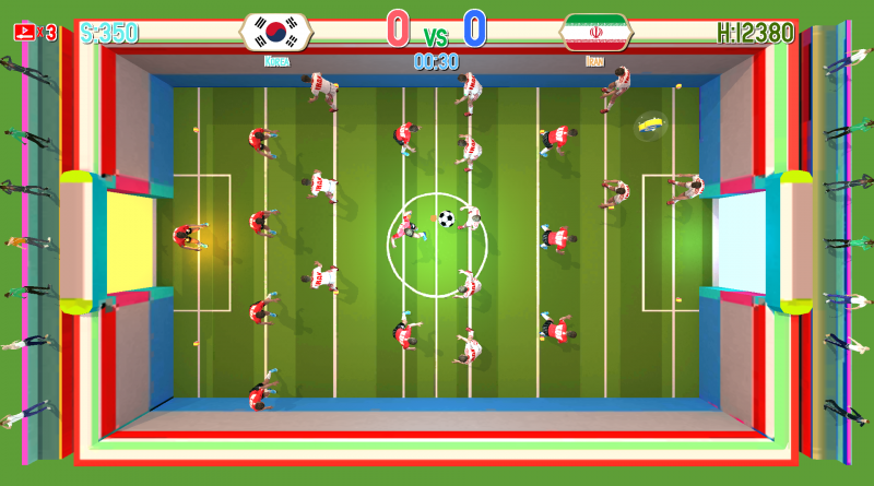 Foosball 아케이드 3D 월드투어(Foosball Arcade 3D World Tour)